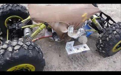 A Successful Autonomous Excavation